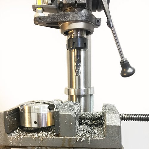 Nova Vulcan Dvr Metal Working Variable Speed Drill Press With Hybrid