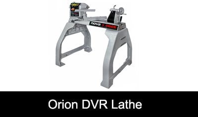 NOVA Orion DVR Lathe