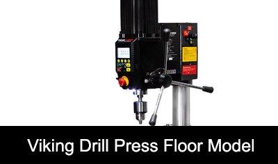 "NOVA Viking DVR 16"" Drill Press"